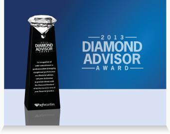 Diamond Advisor Award