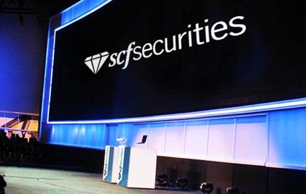 SCF rebranding campaign