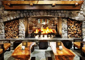 Lobby of Broker-Dealer Conference in Lake Tahoe