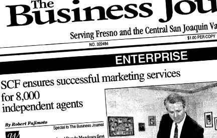SCF Makes Headlines
