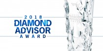 2018 Diamond Advisor Award