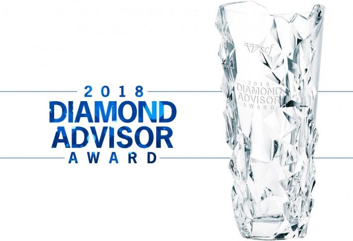 2018 Diamond Advisor Award