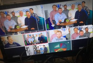 Broker-Dealer Video Studio