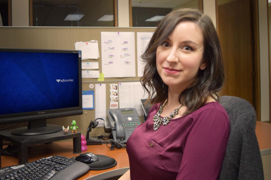 Meet the Staff: Sarah Wark