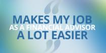 Makes Financial Advisor Job Easier