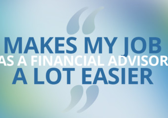 Makes Financial Advisor Job Easier